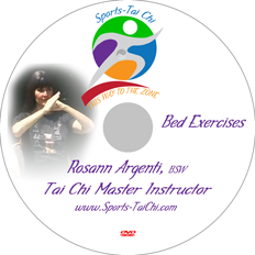 "The ""Bed Exercises"" DVD"