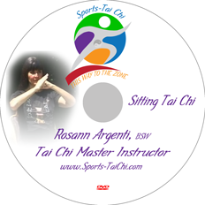 "The ""Sitting Tai Chi"" DVD"